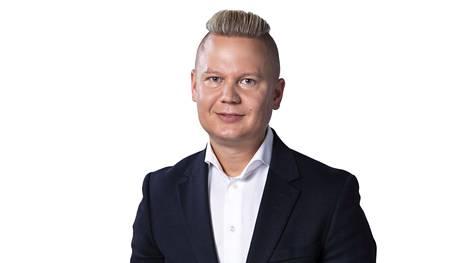 Janne Immonen, 40, luo uraa muun muassa motivaatiopuhujana.