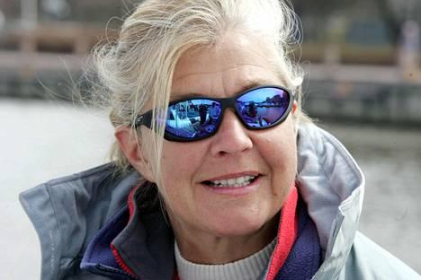Mikaela von Koskull kuvattuna 2005.