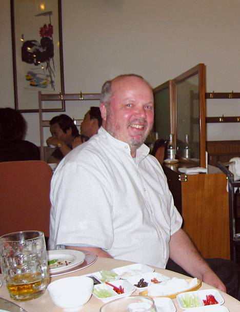 Pekka Aro oli ensimmäinen SARS-viruksen seurauksena menehtynyt ulkomaalainen Kiinassa.