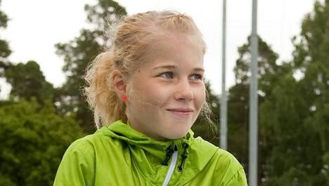 Alisa Vainio saattaa saada aivan uudenlaiset edellytykset harjoitteluun lähiaikoina.