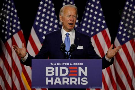 Demokraattiehdokas Joe Bidenin uskotaan hyötyvän kirjeitse tapahtuvan äänestyksen yleistymisestä.