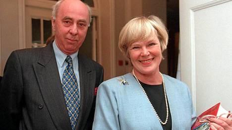 Elisabeth ja Ove Rehn.