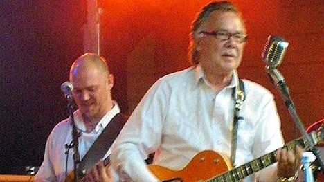 Joensuun Musiikkifestivaaleilla kesällä 2010.