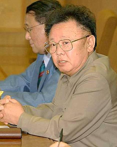 Kim Jong Ilin (kuvassa) kerrotaan nimittäneen nuorimman poikansa Kim Jong Unin seuraajakseen.