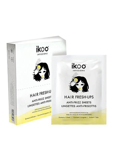 Ikoo Hair Fresh Ups Anti Frizz Sheets -laput, 6 € / 8 kpl.