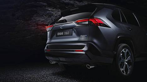 Toyota RAV4 tulee pian markkinoille myös pistokkeella ladattavana versiona.