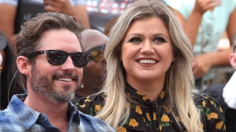 Kelly Clarksonilla ja hänen ex-puolisollaan Brandon Blackstockilla on ollut riitainen avioero.
