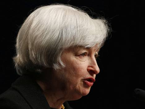 Yhdysvaltain keskuspankin pääjohtaja Janet Yellen on sanonut, ettei rahapolitiikka ole oikea työkalu torjua rahoitusmarkkinoiden epävakautta tai hintakuplia.