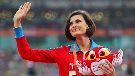 Anna Tshitsherova on järkyttynyt uutisista.