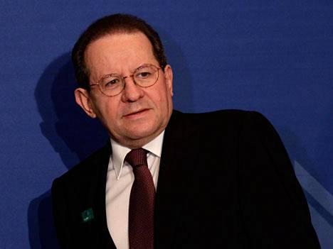 EKP:n varapääjohtaja Vitor Constancio.