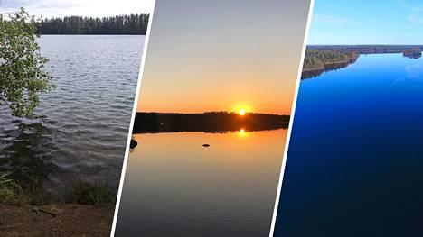 Suomi on täynnä toinen toistaan upeampia vesistöjä.