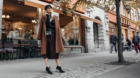 2 asiaa, jotka kannattaa ottaa haltuun pukeutumisessa, vinkkaa Metti Forssell