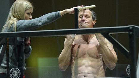 72-vuotias Erik Gustafsson on edelleen rautaisessa kunnossa.