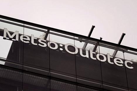 Metso Outotecin liikevaihto ja oikaistu liikevoitto supistuivat.