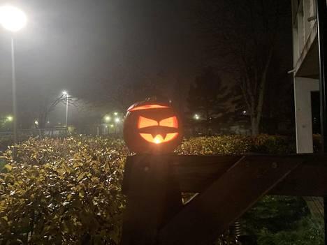 Kurpitsalyhty on halloween-klassikko.