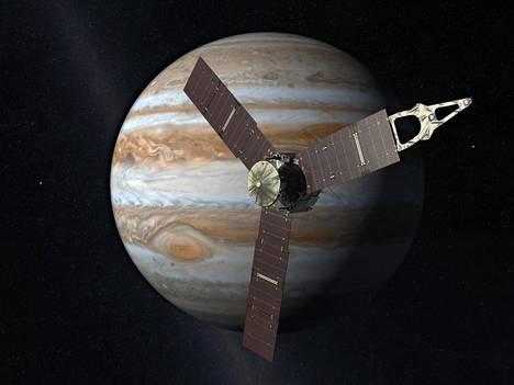 Junon on tarkoitus tutkia muun muassa Jupiterin magneettikenttää, painovoimakenttää ja sitä, miten koko jättiläisplaneetta on ylipäätään syntynyt.