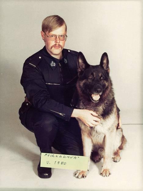 Poliisikoira Roi