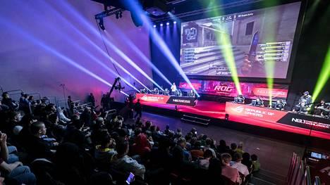 SuperJymy ja ENCE kohtasivat CS:GO-ammattilaisturnauksessa helmikuun Winter Assemblyillä.
