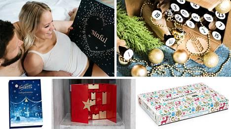 Oletko hankkinut täksi jouluksi kalenterin?