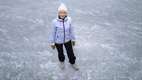 Anuliisa Uotila on pitkän linjan urheiluihminen.
