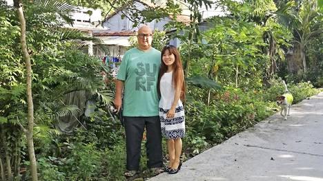 Tim Sippala ja hänen puolisonsa My Hanh menevät naimisiin maaliskuussa. Sippala kutsuu pienikokoista tyttöystäväänsä Pikku Myyksi. Pariskunnalla on 24 vuoden ikäero.