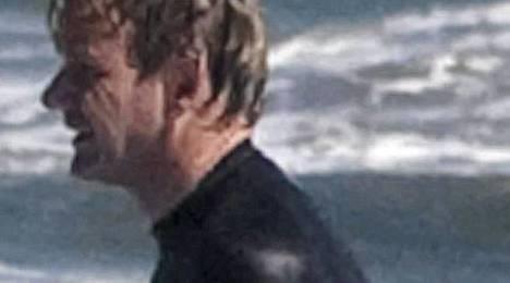 Gordon Ramsay meressä.