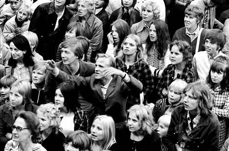 Drurya tuli katsomaan 27000 suomalaista.
