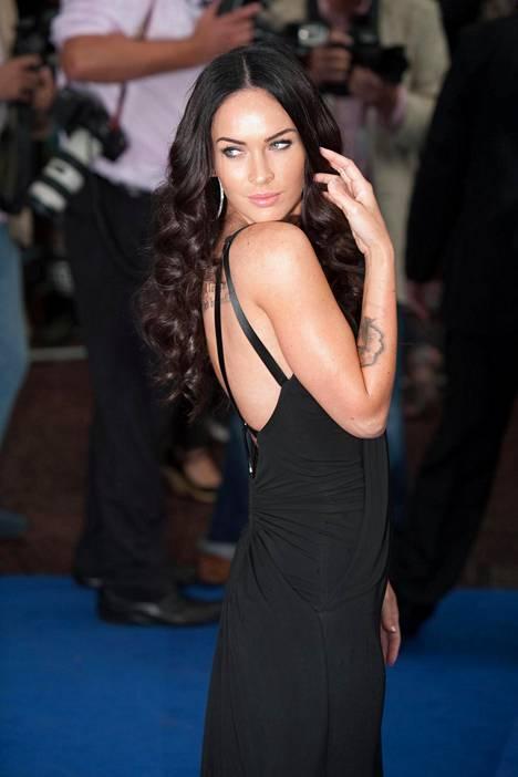 Megan vuonna 2009.