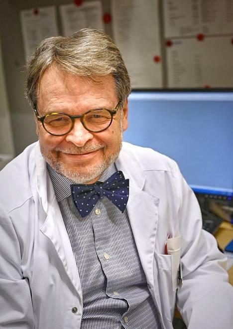 Kilpirauhasen vajaatoiminnan lääkitystä saavista arviolta jopa yli 100000 syö lääkettä turhaan, sanoo sisätautien erikoislääkäri, dosentti Esa Soppi.