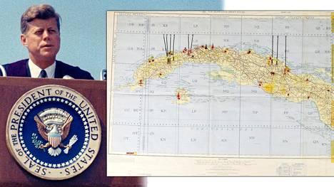 John F Kennedyn Tuomiopaivan Kartta Huutokaupataan Vain