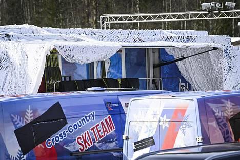 Syy venäläisten erikoiseen peiteoperaatioon juontaa maan järjestelmällisestä dopingohjelmasta.