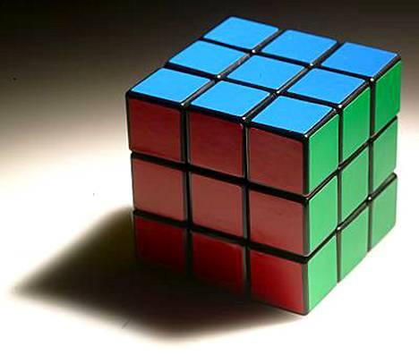 Graham Parker on viimeinkin selvittänyt Rubikin kuution 26 vuoden yrittämisen jälkeen.