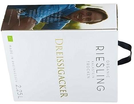 2018 Dreissigacker Organic Riesling sai hyvät pisteet ja sen hinta on reilu 30 euroa.