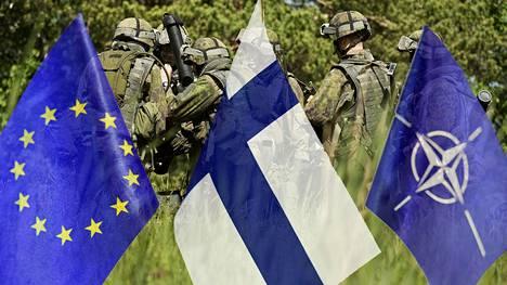 Jos Suomi avaisi rajansa kauttakulkuliikenteelle, antaisimme Naton kuljettaa Suomen satamien, rautateiden ja maanteiden läpi sotavoimaa ja kalustoa Baltiaan mahdollisen kriisin puhjetessa.