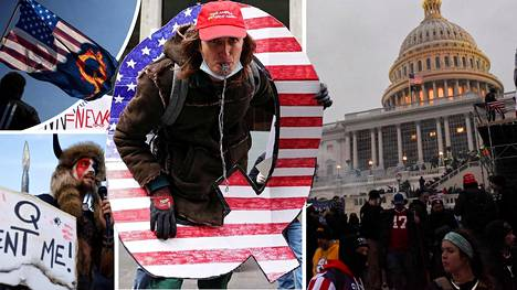 Äärioikeistolaiselle pohjalle perustuvan QAnon-liikkeen kulminaatiopisteenä voidaan pitää loppiaisena Washingtonin Capitol-kukkulalla nähtyä väkivaltaista mellakkaa.