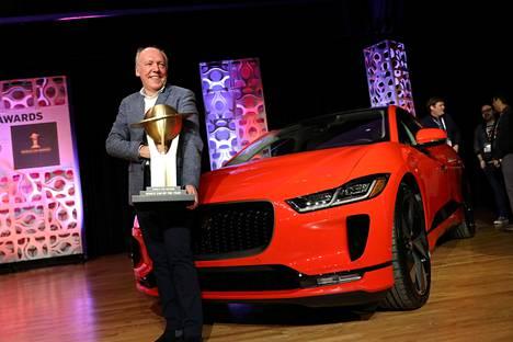 Jaguar Land Roverin muotoilujohtaja Ian Callum.
