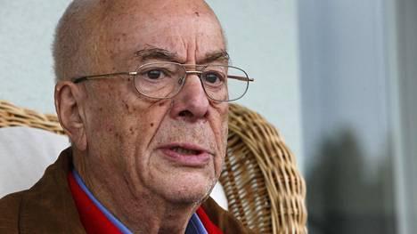 Pertti Palmroth kuoli 88-vuotiaana.