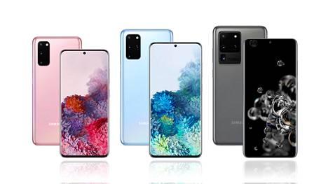 Galaxy S20, S20+ ja S20 Ultra ovat Samsungin suurelle yleisölle suunnatut kärkimallit, joissa on satsattu erityisesti kameraan.
