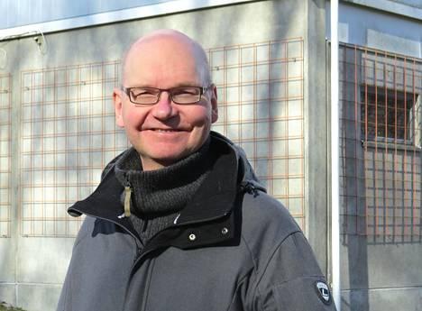 Vaasan kaupungin ylilääkäri Heikki Kaukoranta.