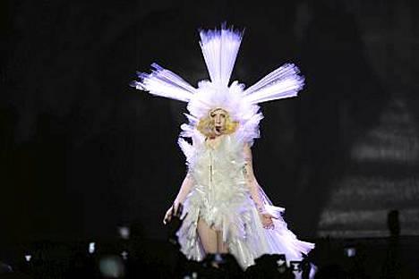Lady Gaga sai Pokerfacestaan vain 225 euroa, vaikka sitä soitettiin nettipalvelussa yli miljoona kertaa.
