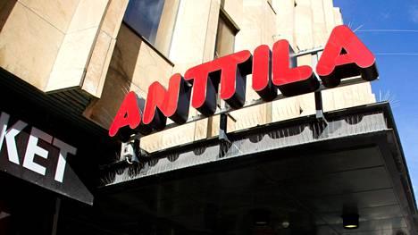 Anttilan tavarataloja haetaan konkurssiin.