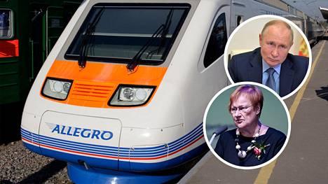 Allegro-juna aloitti liikennöinnin Pietarin ja Helsingin välillä joulukuun 12. päivänä vuonna 2010. Nyt tuolle samalle joulukuun päivälle kaavaillaan liikenteen uudelleenkäynnistystä koronatauon jälkeen.