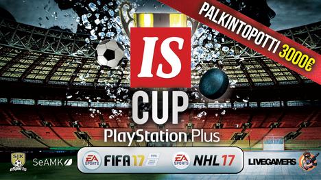 IS Cup -tapahtuma järjestetään Seinäjoen OmaSP Stadionilla lauantaina 22. huhtikuuta.