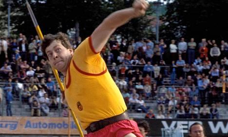 Uwe Hohn vuonna 1984.