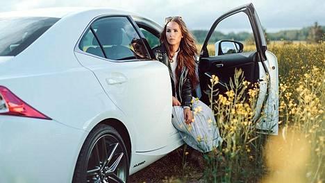 Atte Tannerin Lexus.
