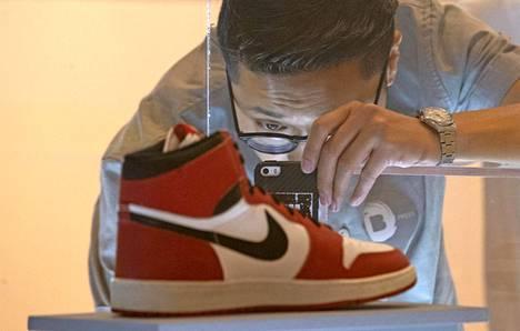 Niken Air Jordanit.