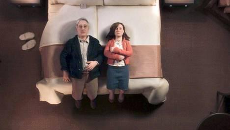 Oscar-ehdokkuuden saaneen animaation ohjaaja Duke Johnson toivoi, että yleisö unohtaisi katsovansa nukkeja petikohtauksessa.