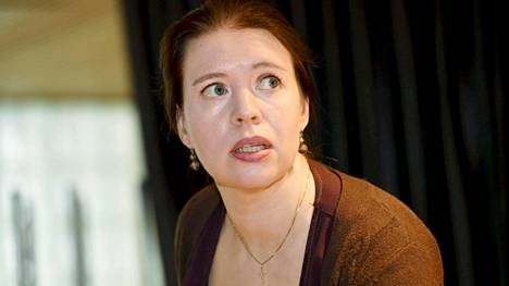 Mielenilmauksella Anna Kontula halusi protestoida myös Suomen asekauppaa Israelin kanssa.