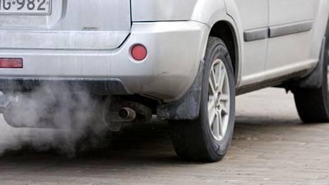 EU on tiukkana päästöjen suhteen.