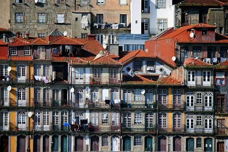 Portossa erilaiset kulttuurit kohtaavat.